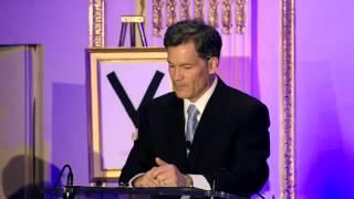 Louis Bacon  Audubon Medal Acceptance Speech