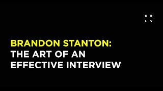 Brandon Stanton on the Art of an Effective Interview