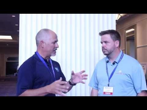Josh Latimer  Interview at the Huge Convention with Sid Graef