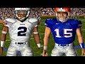 CAM NEWTON OR TIM TEBOW - NCAA FOOTBALL 06 GAMEPLAY
