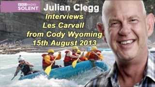 Radio Solent Interview from Cody Wyoming