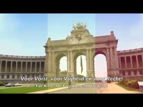 National Anthem: Belgium - Brabançonne [Trilingual]