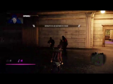 inFAMOUS First Light Capitulo 3