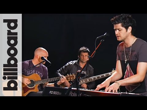 The Script 'Breakeven' Acoustic Performance | Billboard Live Studio Session
