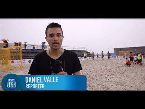 Handebol de Areia faz sucesso na praia de Sepetiba; veja vídeo
