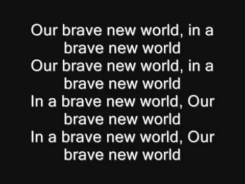 Iron Maiden - Brave New World Lyrics