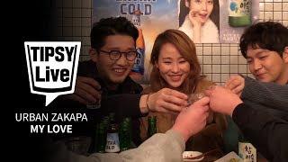 Urban Zakapa Sings A Serenade For You [Tipsy Live] • ENG SUB • dingo kdrama