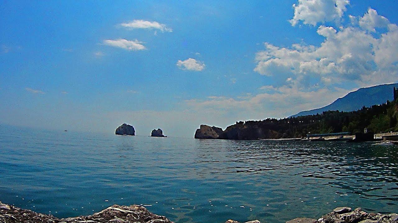 черное море крым фото