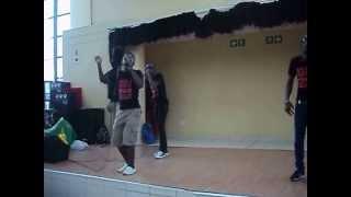 NdwBoyz Bekufiwa Izolo Live performance