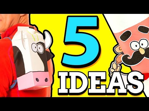 5 Easy and Fun DIYs You Can Do at Home - Crafts Compilation