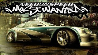 NEED FOR SPEED MOST WANTED - O INICIO!