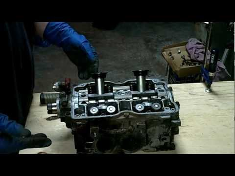 How To Remove Valve Springs Without Retainer Tool