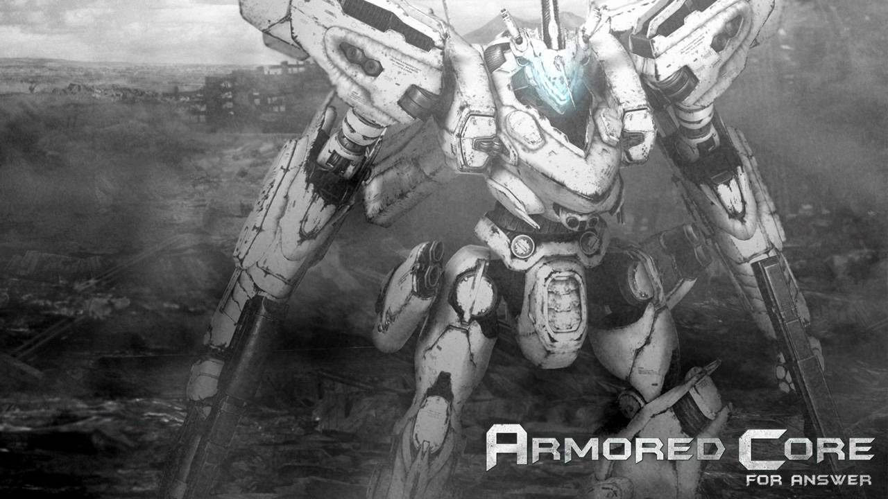 How To Make Anime Wallpaper Armored Core For Answer Remember Youtube