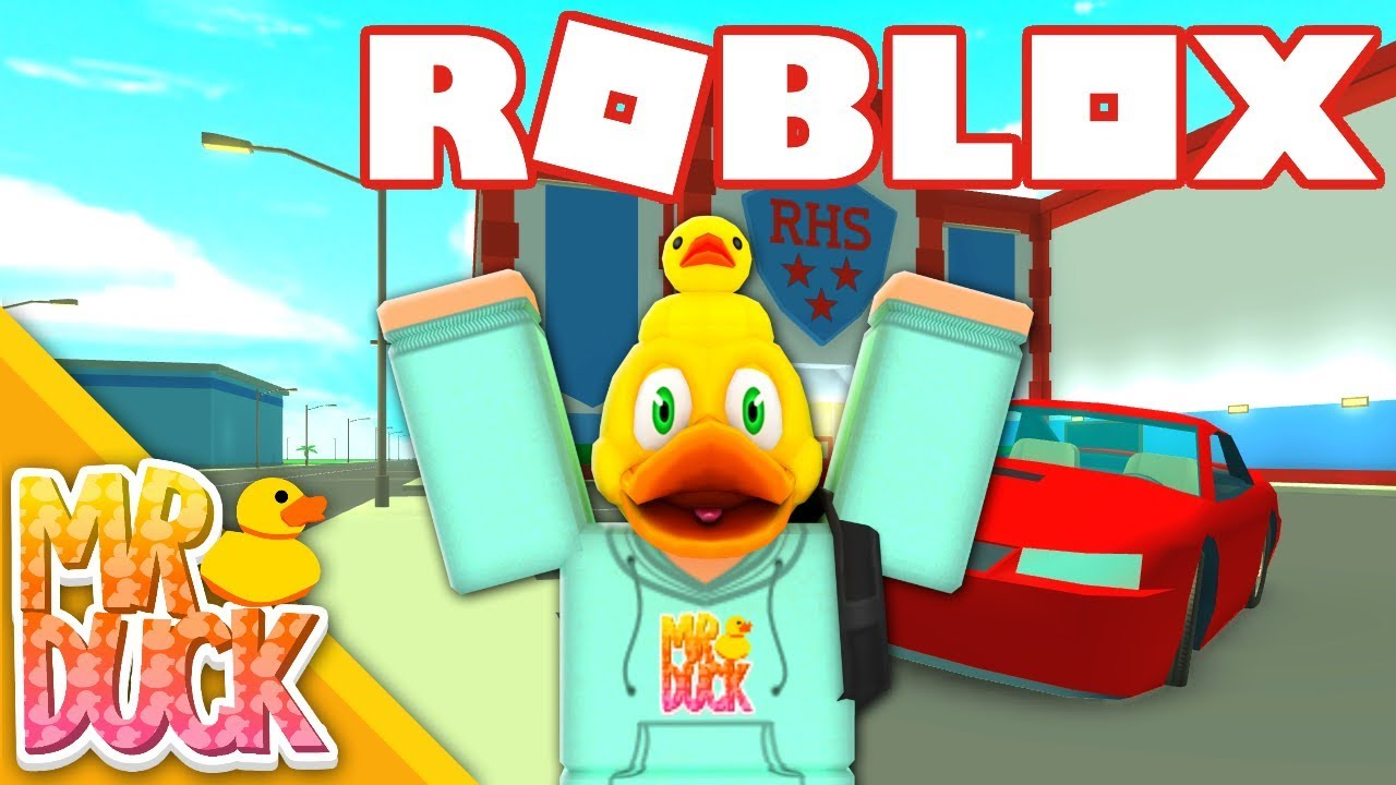 Roblox High School 2 Getting The Best House And Car Youtube