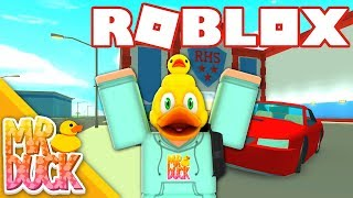 Roblox High School 2 - Getting the best house and car!
