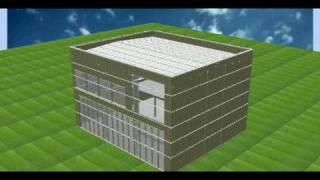 видео Функциональность металлических сборных ангаров