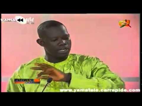 Sénégal ca Kanam du Mercredi 02 Octobre 2013  Partie 02