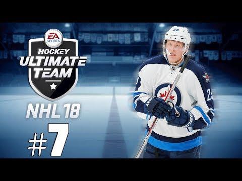 NHL 18 HUT: Ça devient difficile... ! #7   (QC,FR)