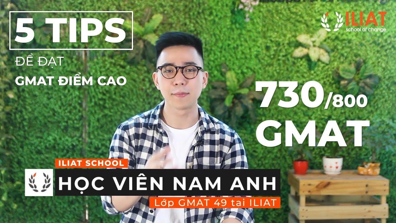 Khoá học GMAT hàng đầu Hà Nội | ILIAT School of change