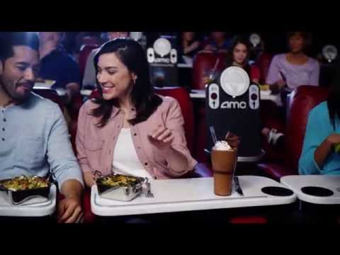 AMC Dine-In Theatres Experience