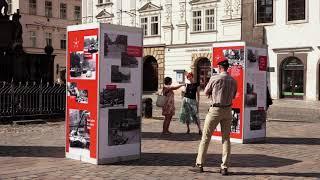 Plzeň v kostce (27.8.-2.9.2018)