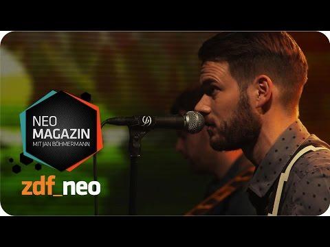 Revolverheld Worst Performance EVER (live) - NEO MAGAZIN mit Jan Böhmermann - ZDFneo