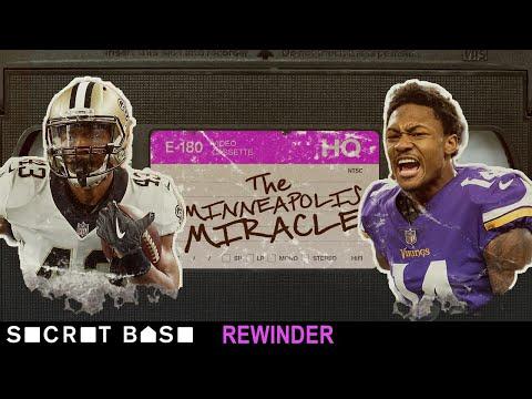 The Minneapolis Miracle deserves a deep rewind   Vikings-Saints 2017 Playoffs