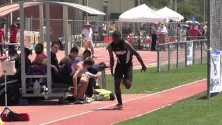 CIF Southern Section Track Finals 2012