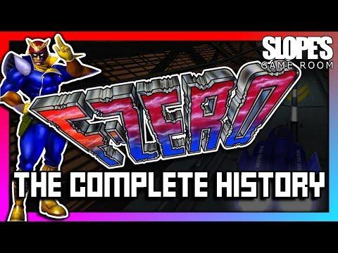 F-Zero: The Complete History - SGR