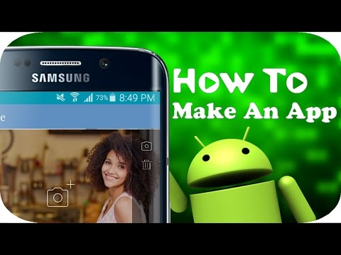 Make an app in Android [Hindi]