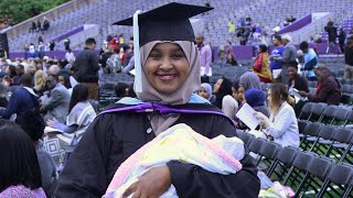 Woman Attends Minnesota College Graduation Less Than 24 Hours After Giving Birth