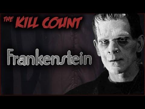 Frankenstein (1931) KILL COUNT