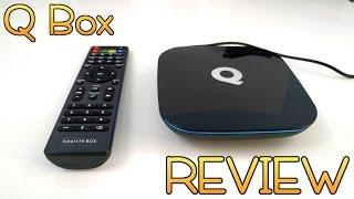 Q Box TV Box REVIEW - Amlogic S905, 2GB RAM, 16GB ROM