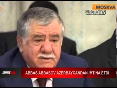 Abbas Abbasov Azərbaycandan