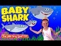 Baby Shark Original Dance Song ♫ Starring Paige ♫ Kids Songs by The Learning Station