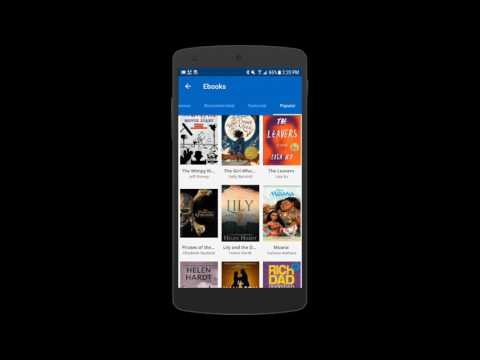 Introduction to hoopla for Android