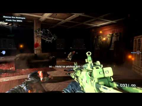 Medal Of Honor Warfighter Rip Current and Hat Trick