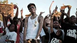 Wiz Khalifa - Black and Yellow (lyrics)