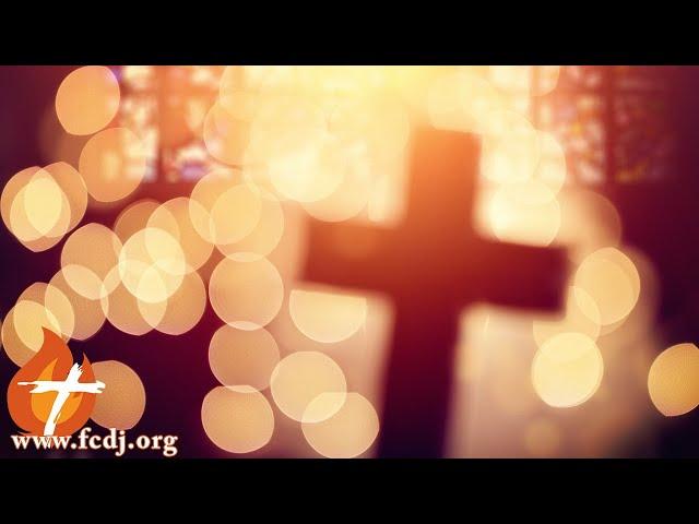 Tu souffres... mets ta confiance en Dieu! (27 octobre 2019)