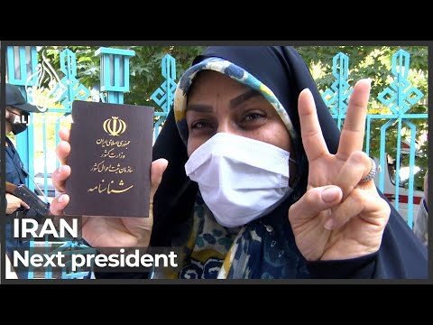Iran votes for next president -- and its future direction Iranians are voting in a presidential election that is widely expected to be won by a hardline former judge., From YouTubeVideos