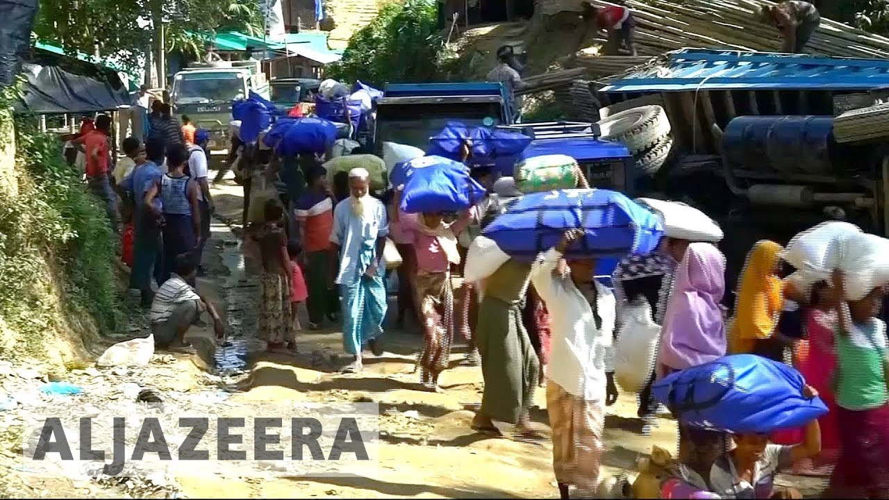 Amnesty: Myanmar's treatment of Rohingya amounts to 'apartheid'