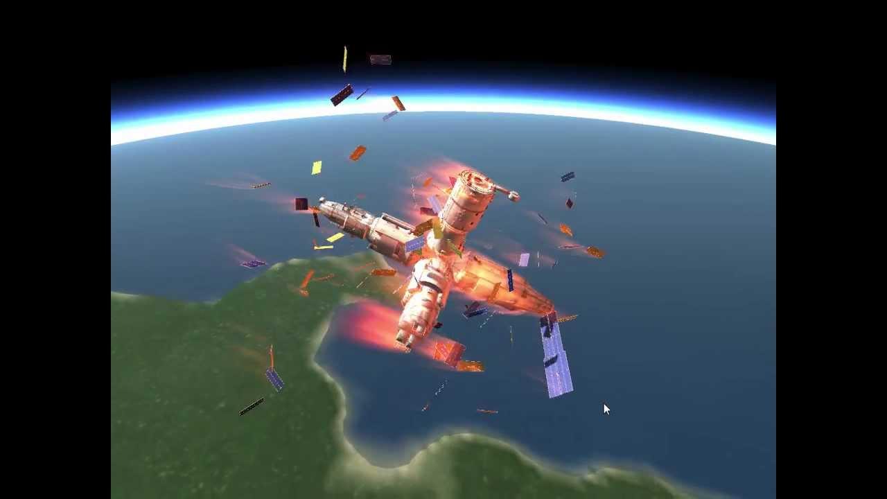Deorbiting Mir 0 19