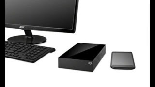 Seagate Plus 5TB External Hard Drive with 200GB of Cloud Storage & Mobile Backup