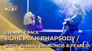 Ladies of Soul 2019 | Bohemian Rhapsody / Dirty Diana / Diamonds and Pearls (Glennis Grace)