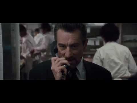 Heat : Death threat phone call scene