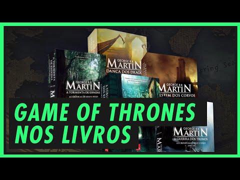 GUIA DOS LIVROS DE GAME OF THRONES