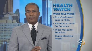 Philly Health Officials Confirm First Human West Nile Vile Case In City This Year