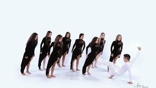Contemporary Dance Group by Travis Wall - Gravity
