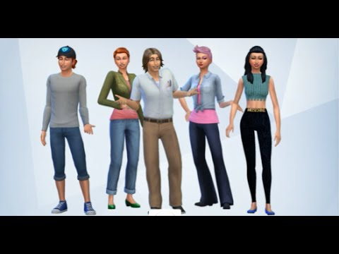 The Sims 4 Let's Play Current Household ITA | Ovvero: La mia Famiglia Alternativa!!
