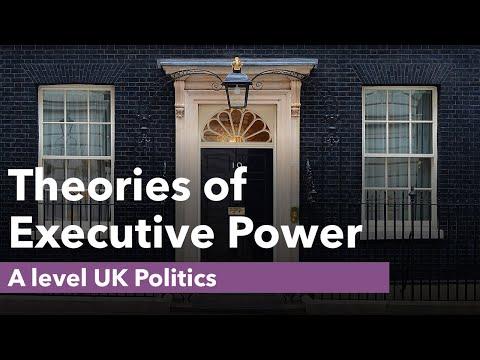 Theories of Executive Power - UK Politics
